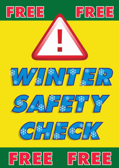 Winter Safety Check