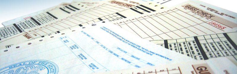 Business Form Printing Gosport