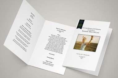 Order of Service Printers Gosport