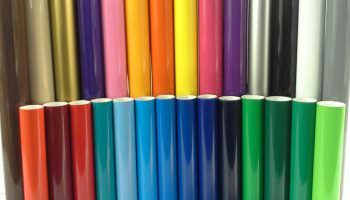 Coloured Vinyl